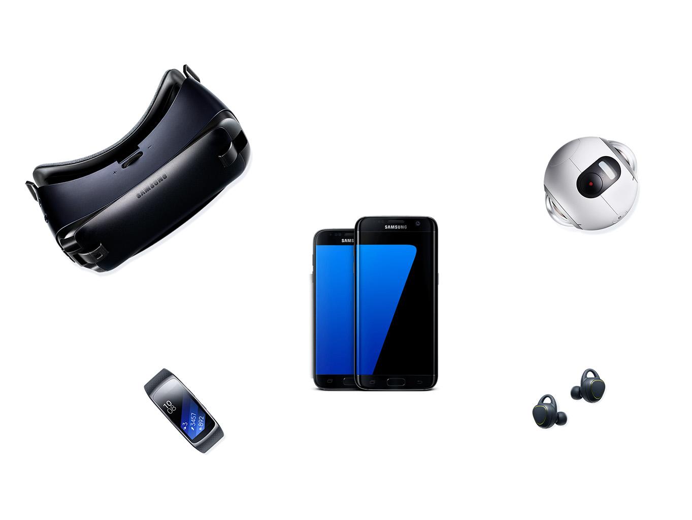Hệ sinh thái di động Samsung Galaxy